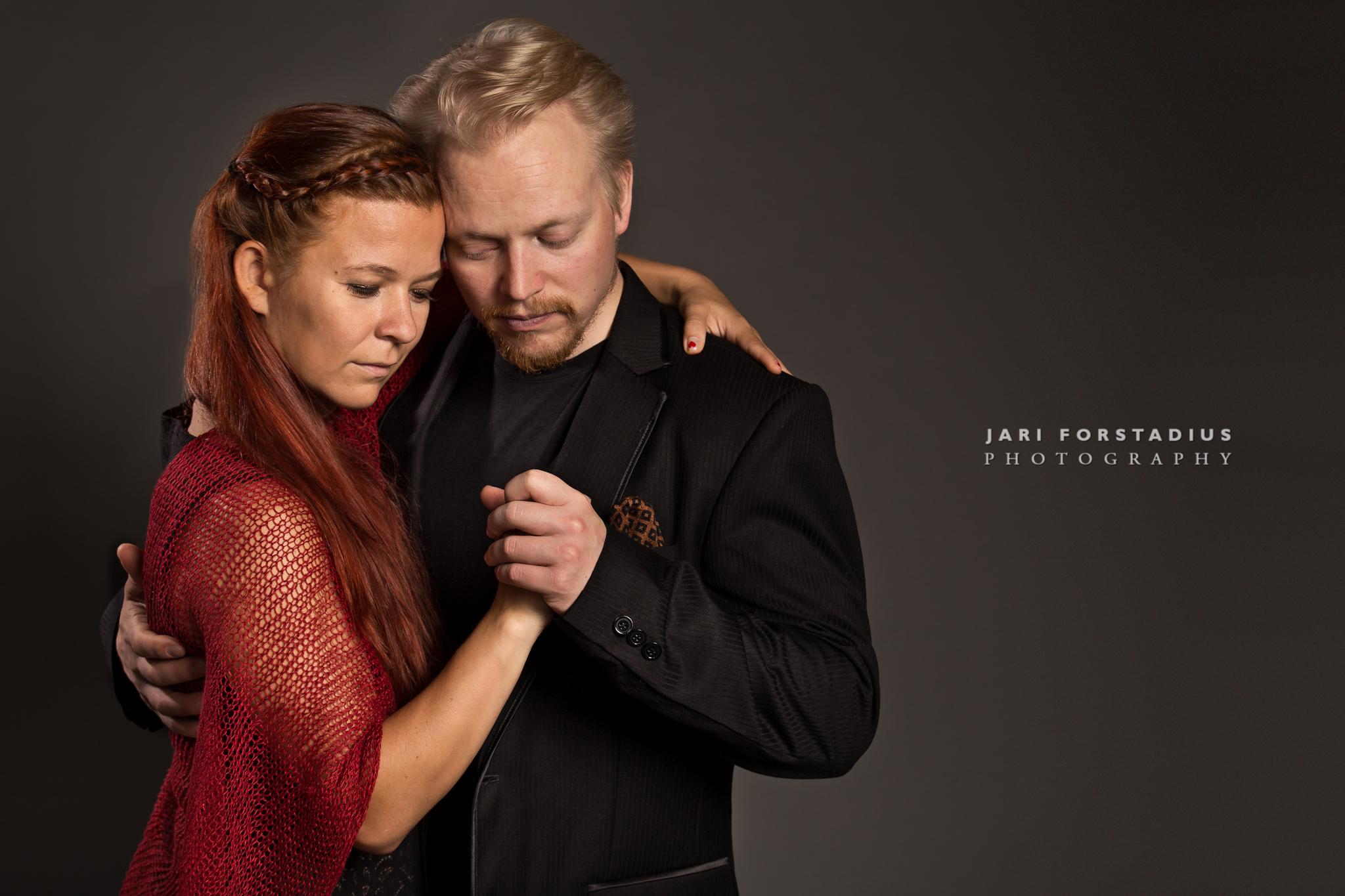 Photoshoot with Tangotheatre Kiukkarainen