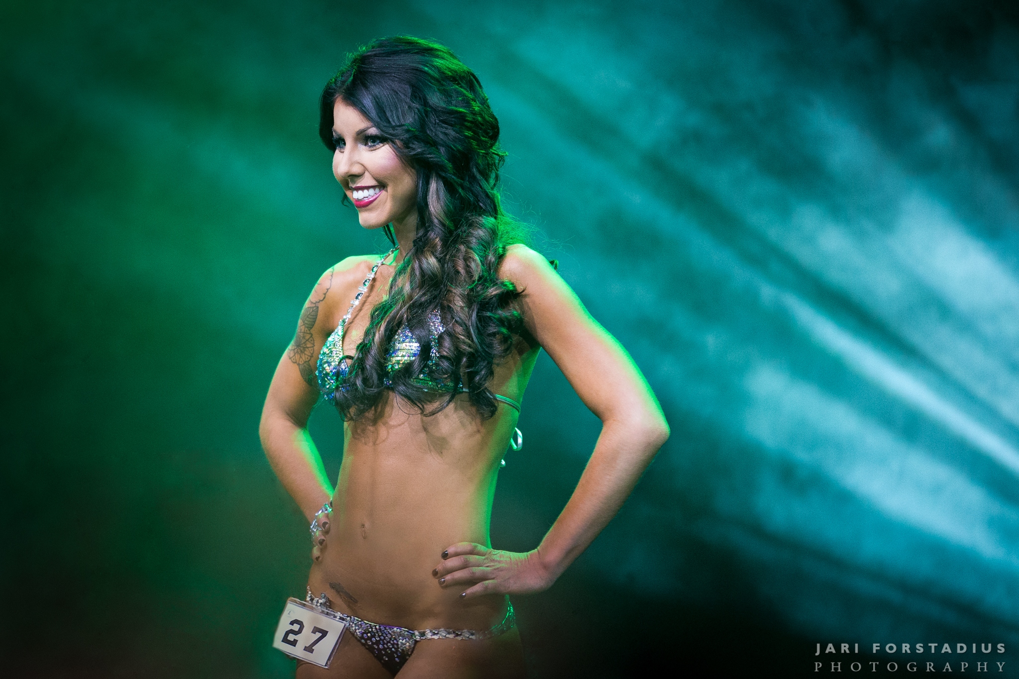 About Photographying Stage Performances – Helsinki Fitness 2016