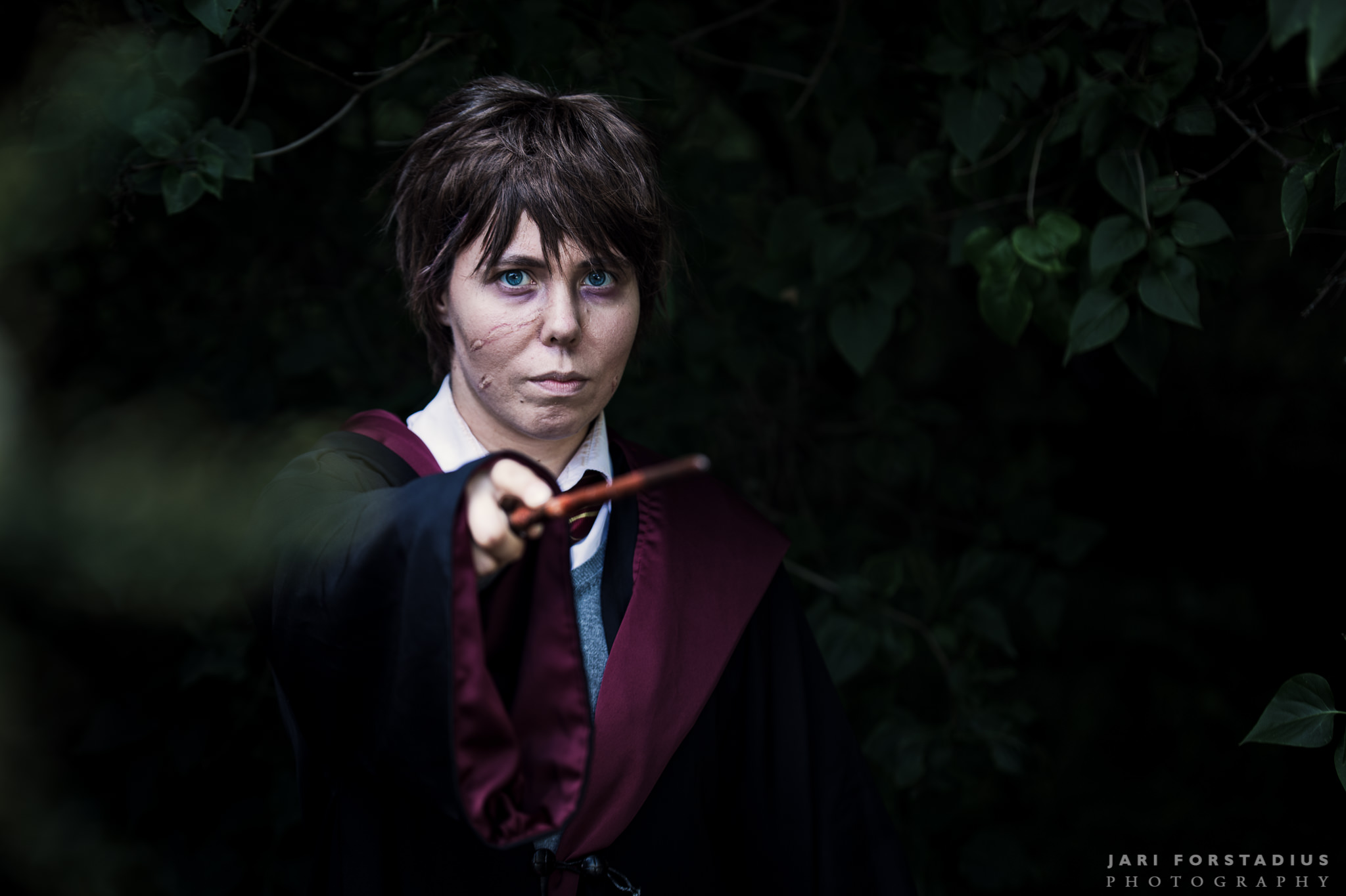Cosplay Photography at Suomenlinna Fortress